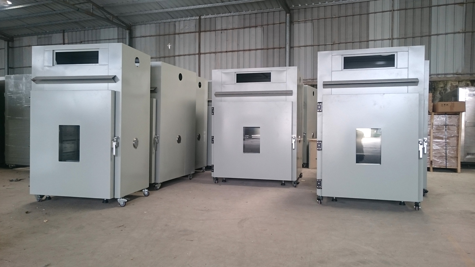 Wewon™ industrial benchtop muffle furnace