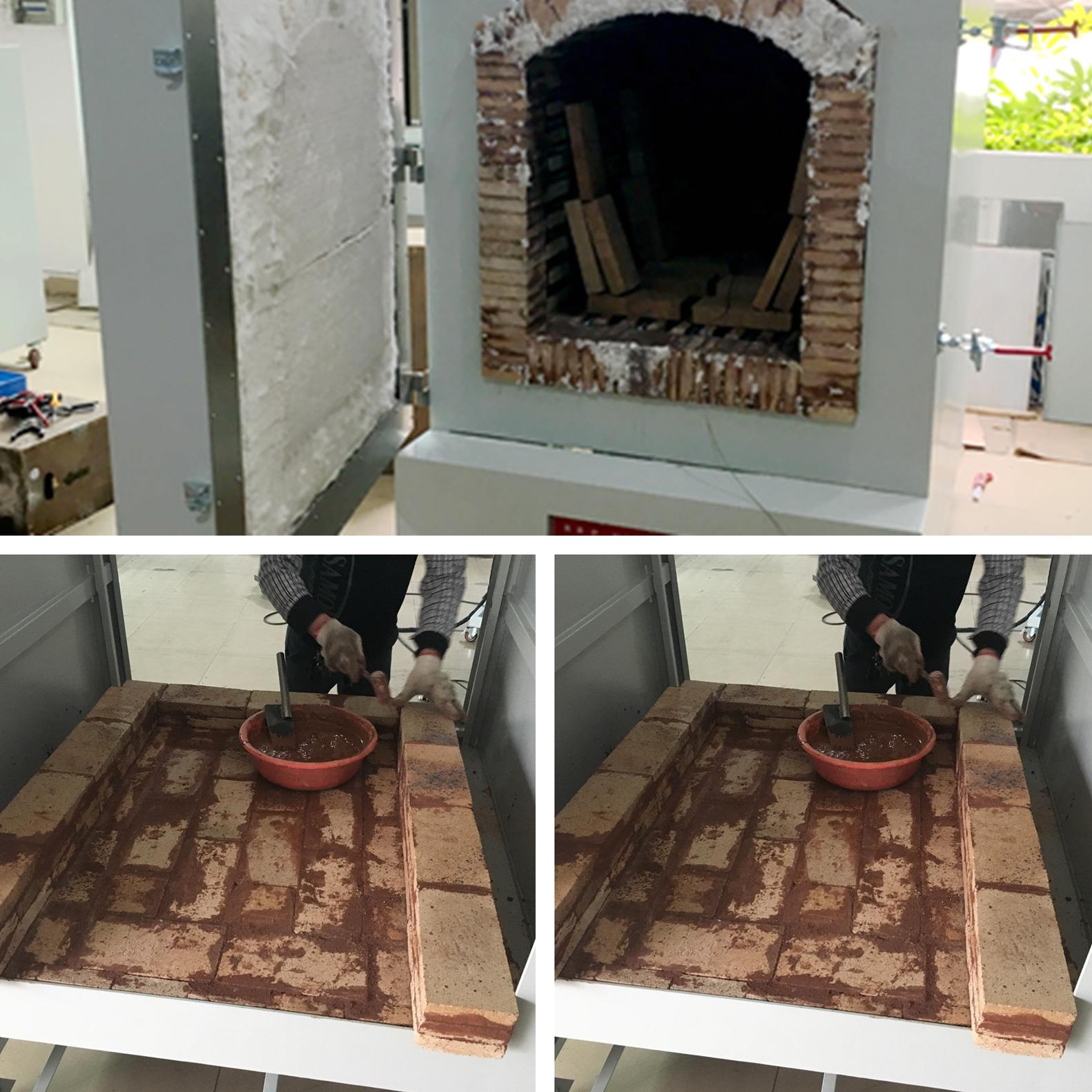 benchtop muffle furnace