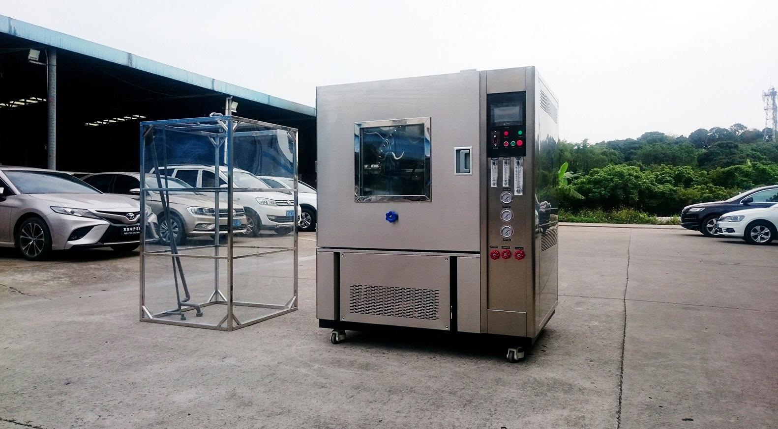 IP X3 X4 X5 X6 Rain Test Chamber