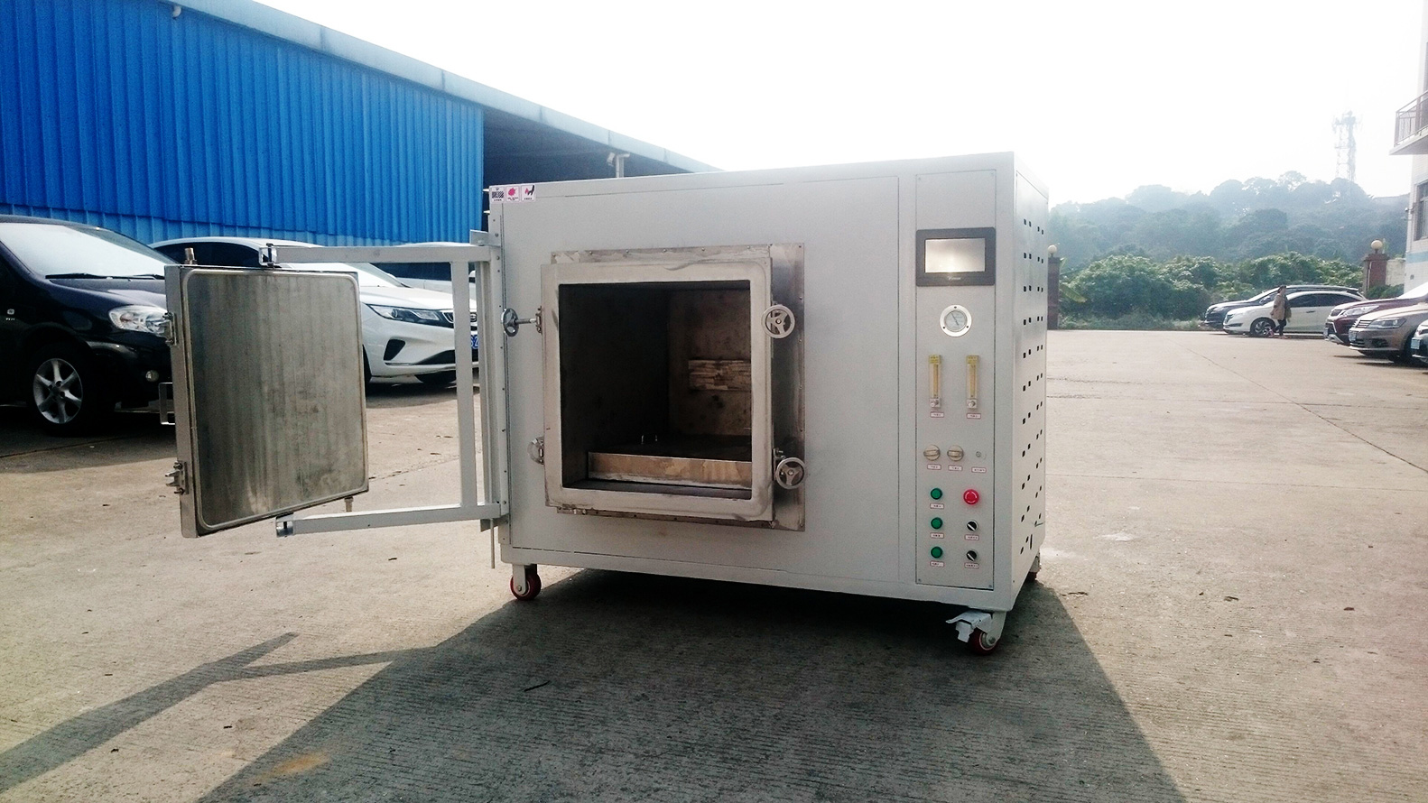 Vacuum Atmosphere Furnace for Controlled Atmosphere Heat Treating
