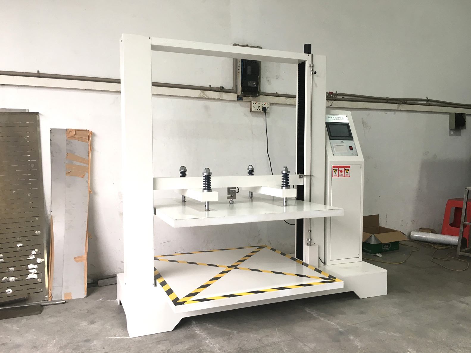 Box Compression Tester - Manufacturers & Suppliers in China