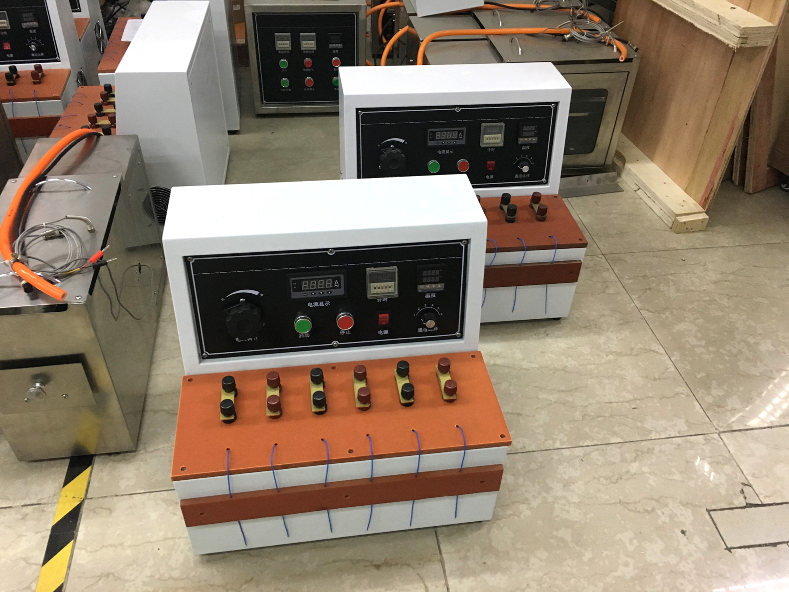 Temperature Rise Test Equipment for Plugs and Sockets Test