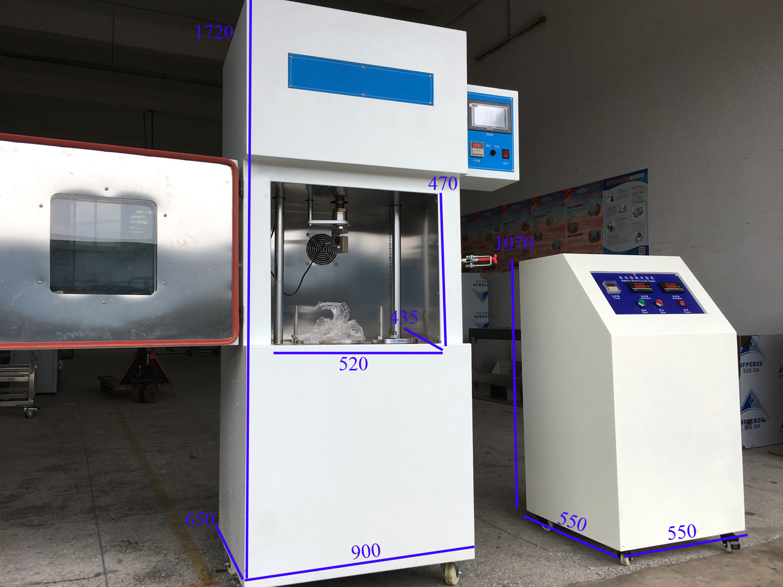Nail Penetration Tester For Battery Nail Penetration & Safey Testing