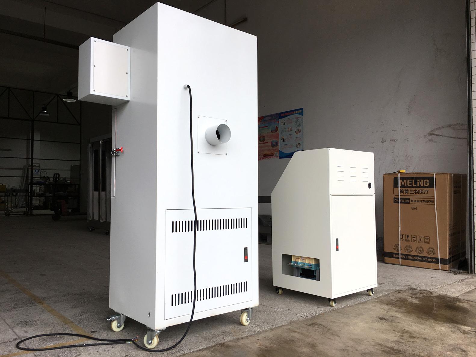 Battery Nail Penetration testing