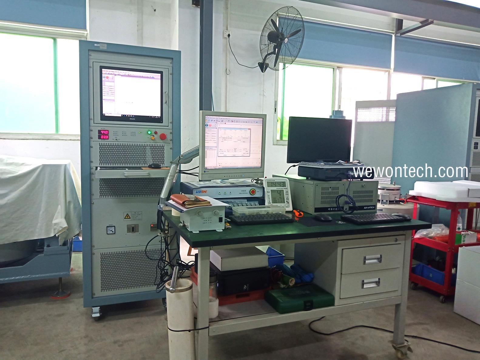 Electrodynamic Shaker System Control System