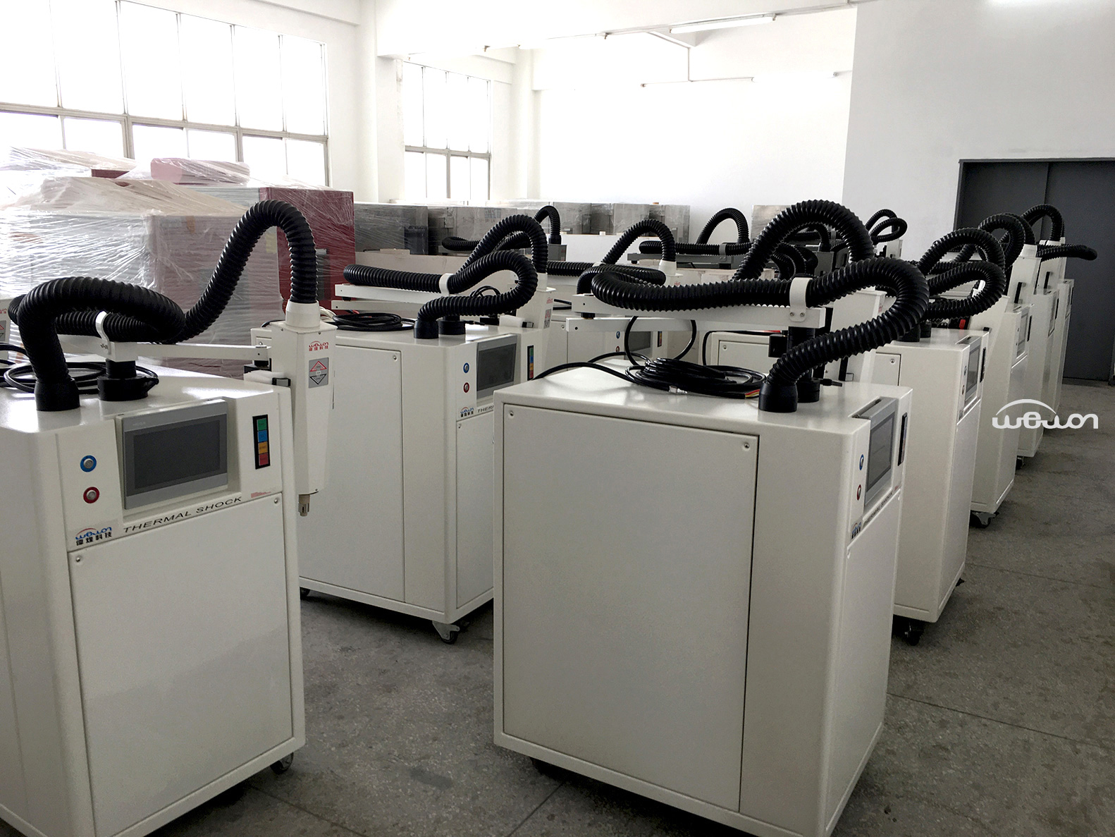 ATS 535 thermal cycling test equipment's photos