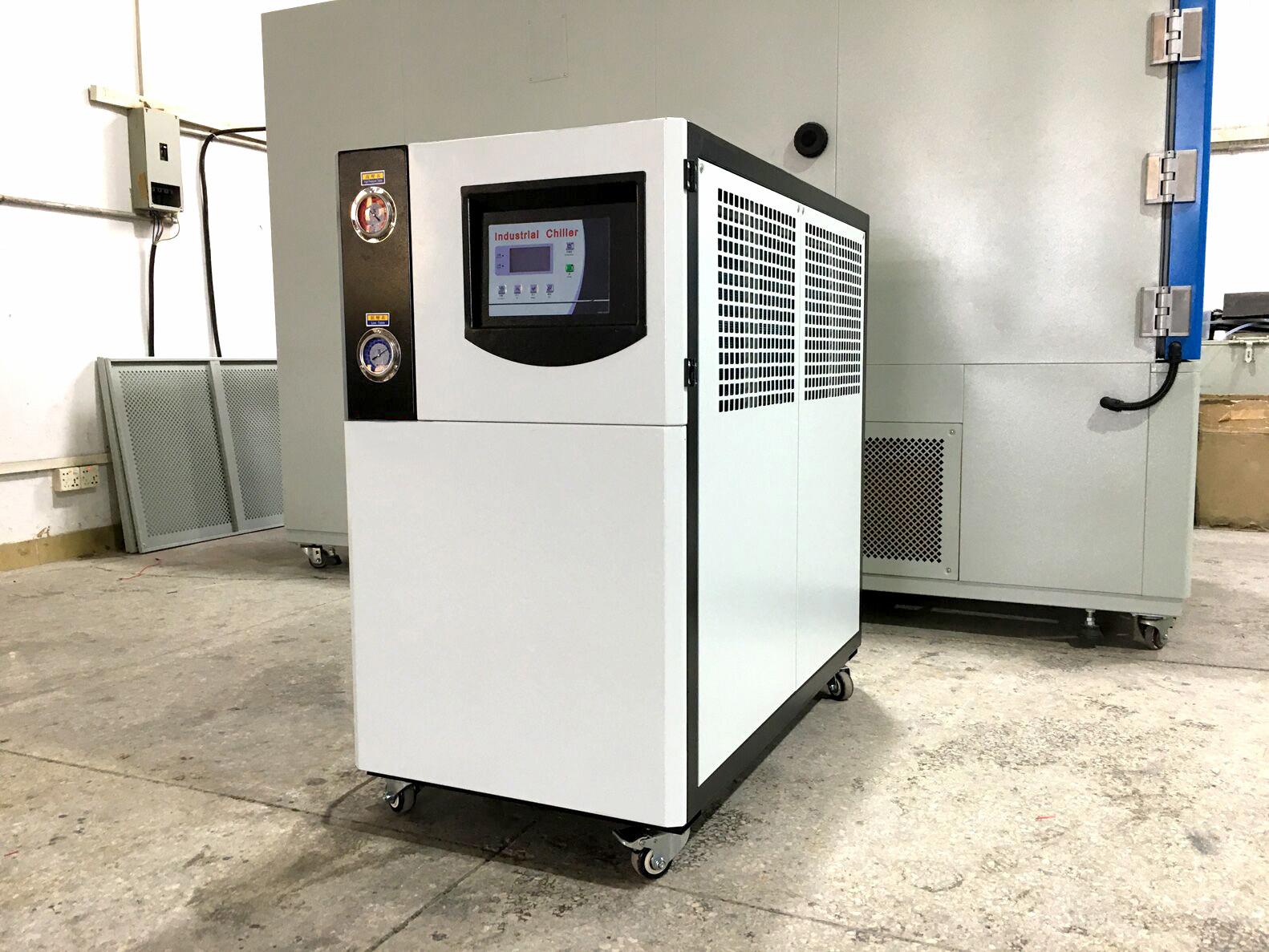 GW531B model industrial chiller