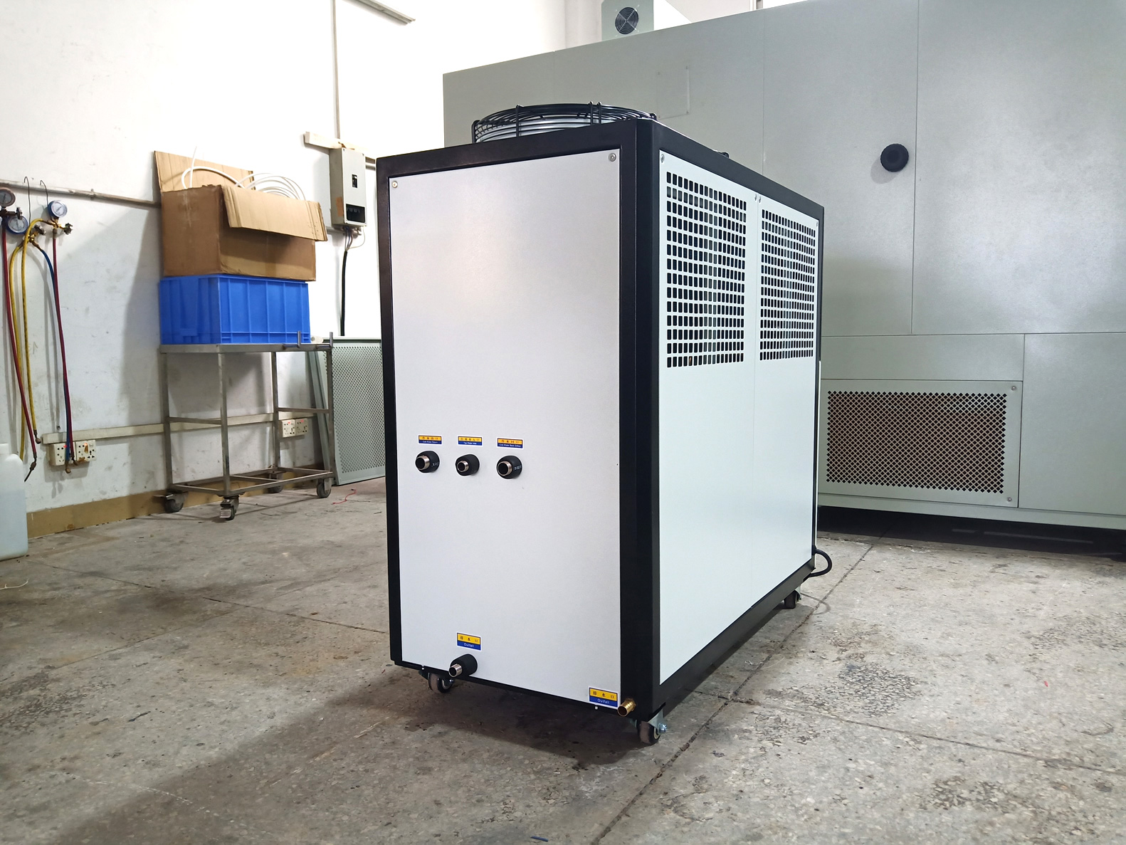 Wewon's GW531B model industrial water chiller