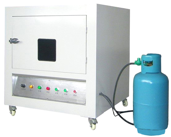 Battery Flammability Test Chamber for Lithium Ion Batteries Fire Test