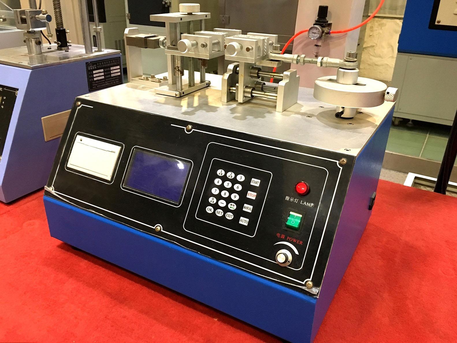 insertion force testing machine