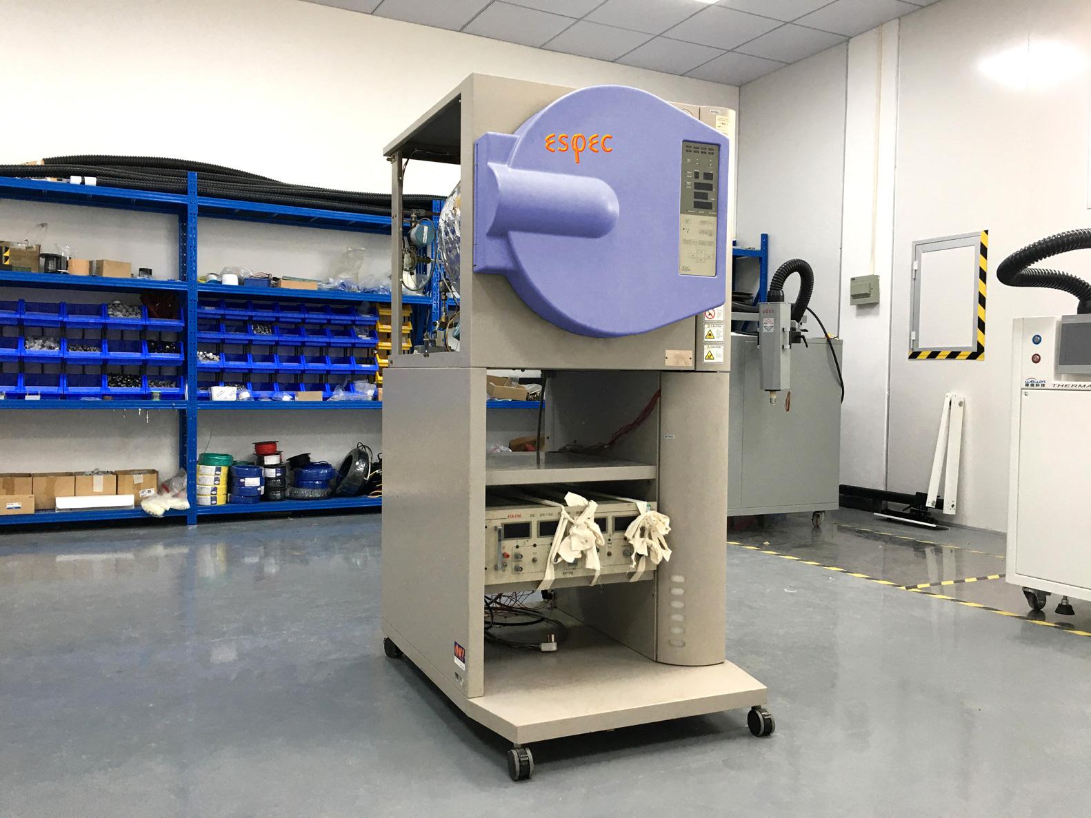 ESPEC EHS-221(M) hast test chamber