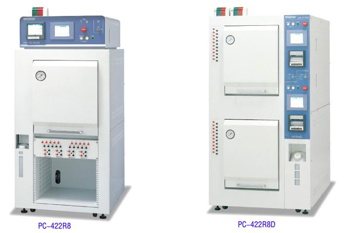 PC-422R8D Hirayama Hast Chambers