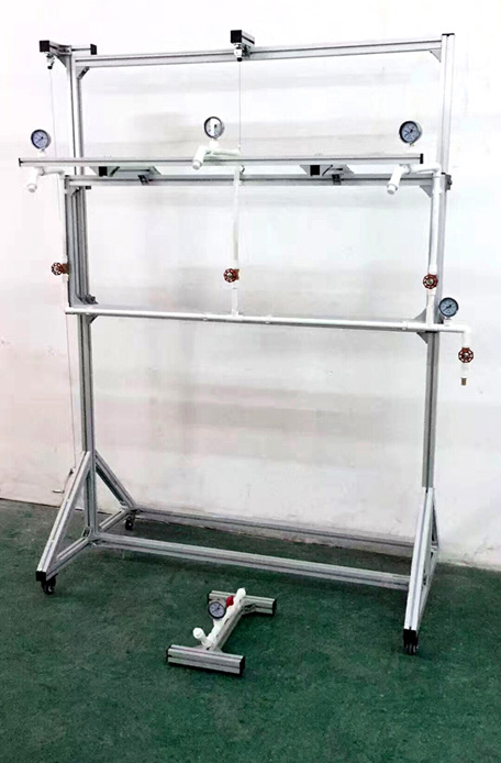 rain test apparatus for UL rain test and  45 ° water spray test