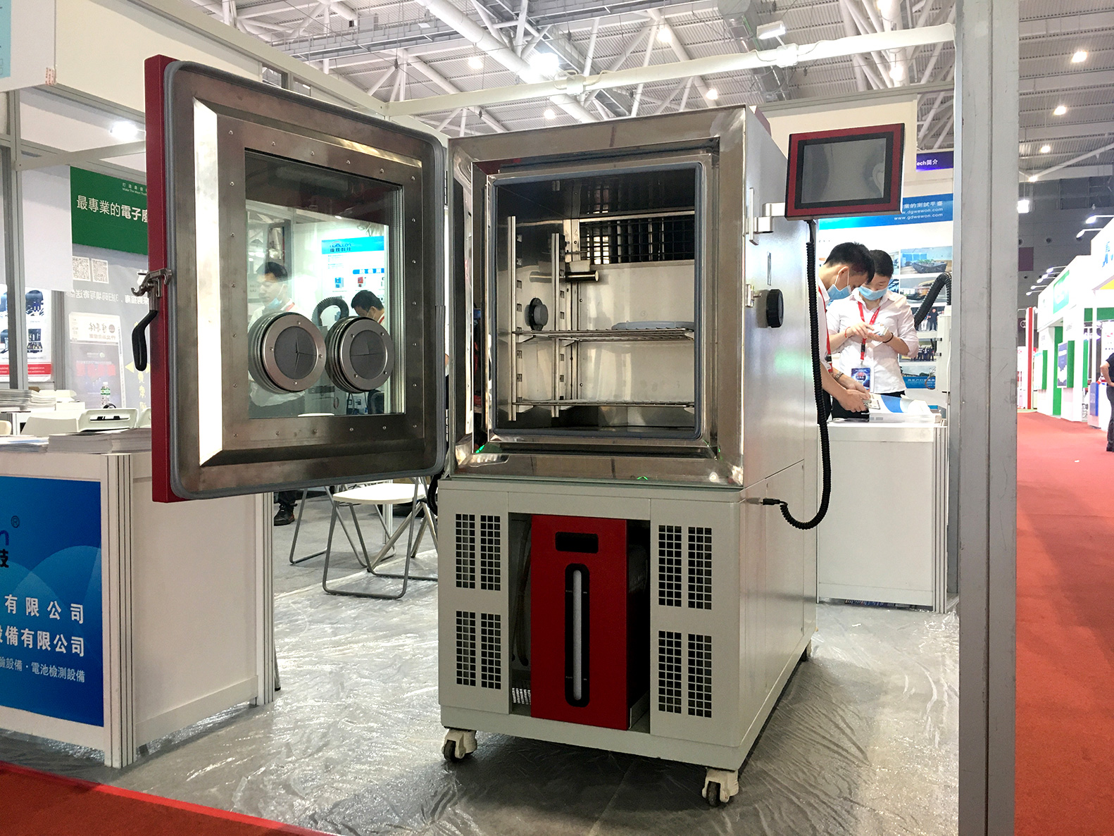 Rapid Temperature Change Test Chamber For Quality Inspection And Product Research