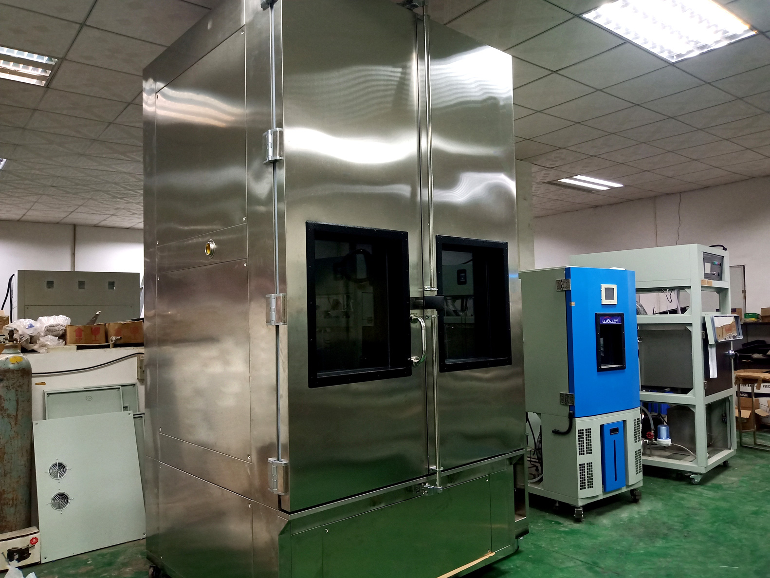 blowing sand and dust test chamber