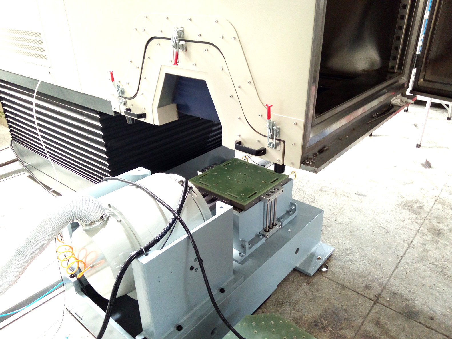 Safety Instructions for Temperature Humidity Test Chamber and Vibration Testing System