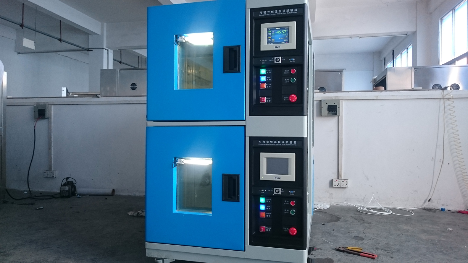 7 pcs stainless steel environmental test chambers
