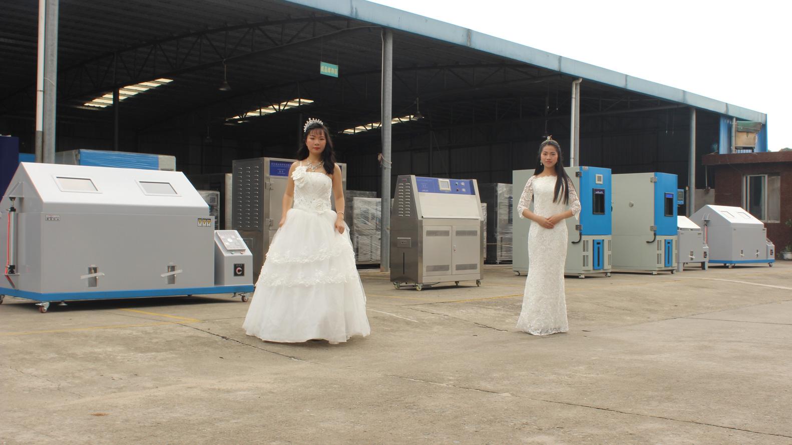 environmental chambers shipment