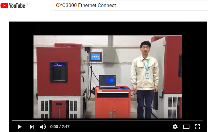 OYO3000 Ethernet Connect