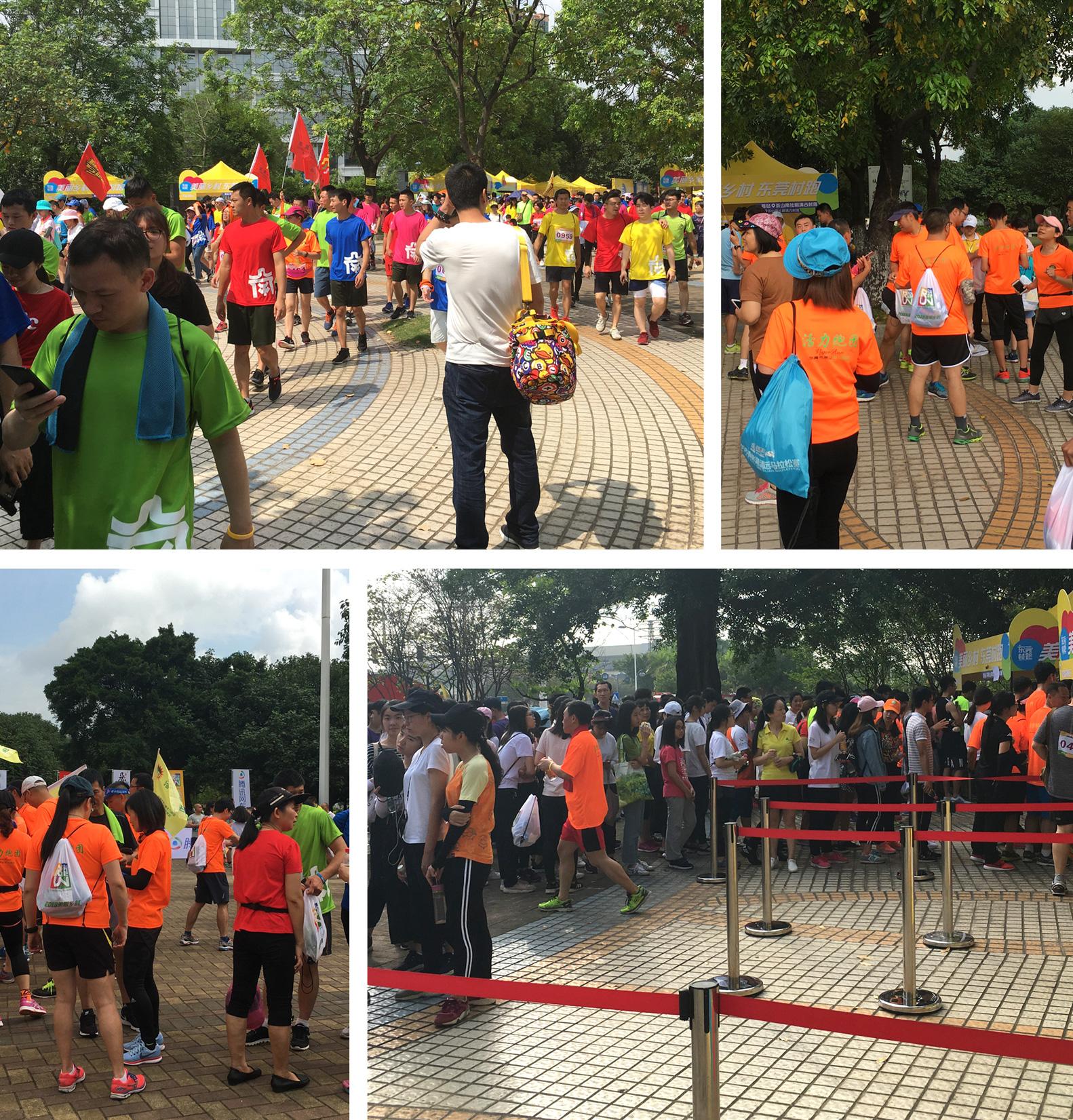 5 KM Cross-Country Running