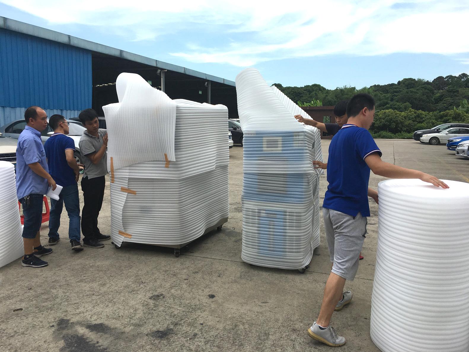 2018-07-30 Shipment | Pressure Cooker Tester