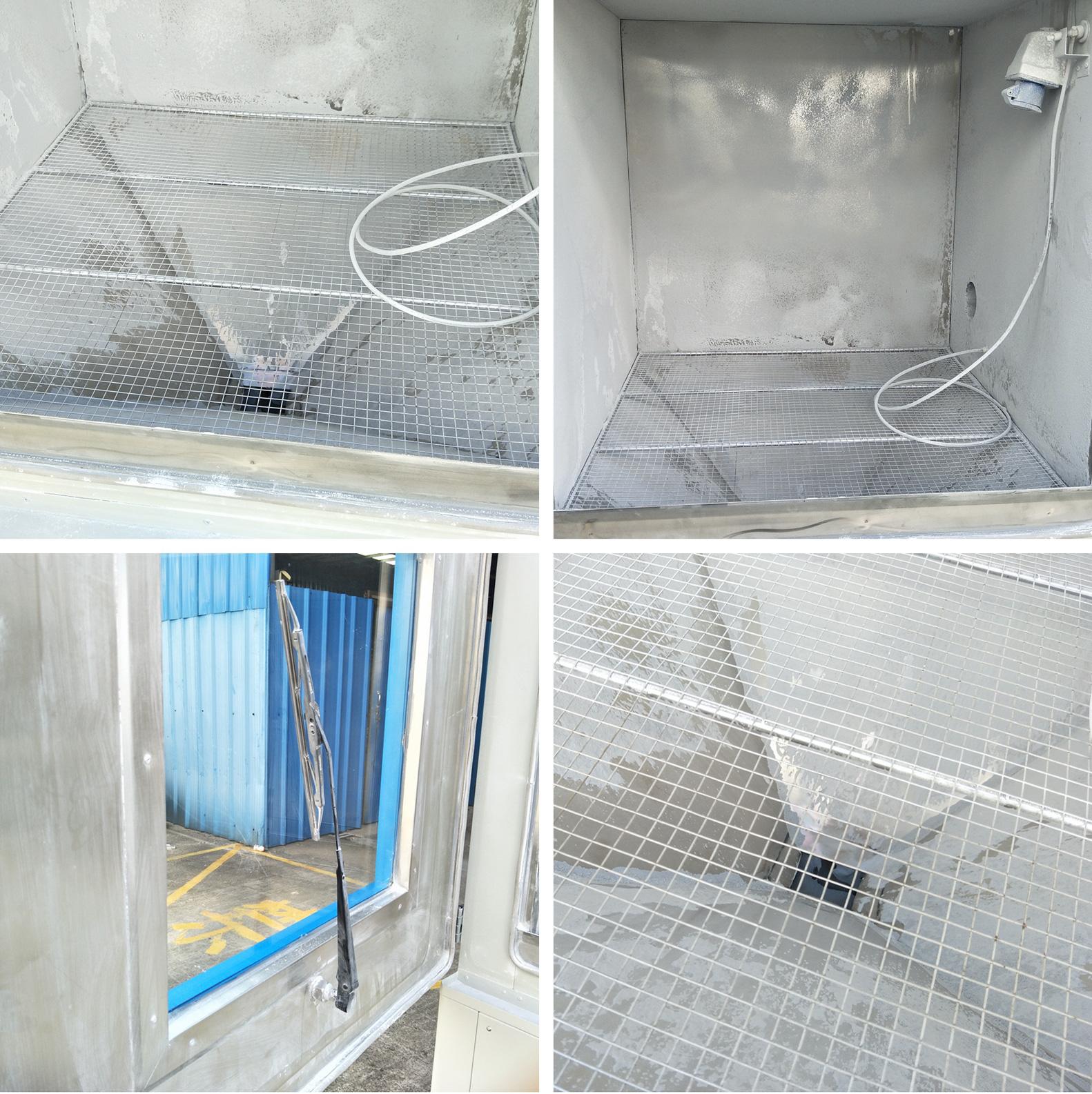 Dust Test Chamber Shipment