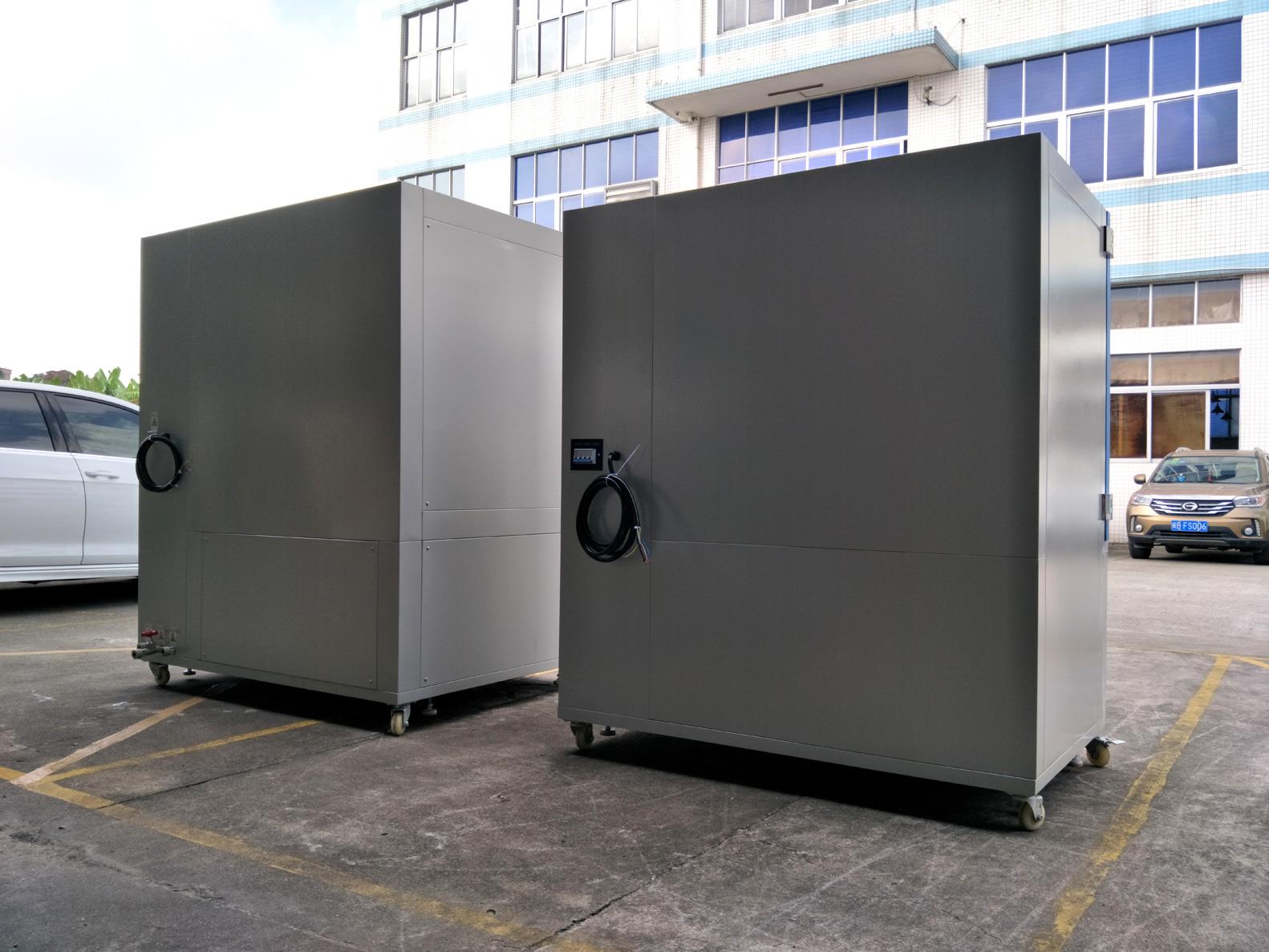 JIS D 0203 Rain Spray Test Chamber