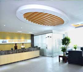 receiption of Wewon Environmental Chambers Co., Ltd.