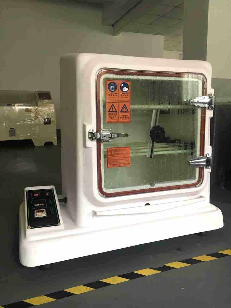 Condensation Test Chamber