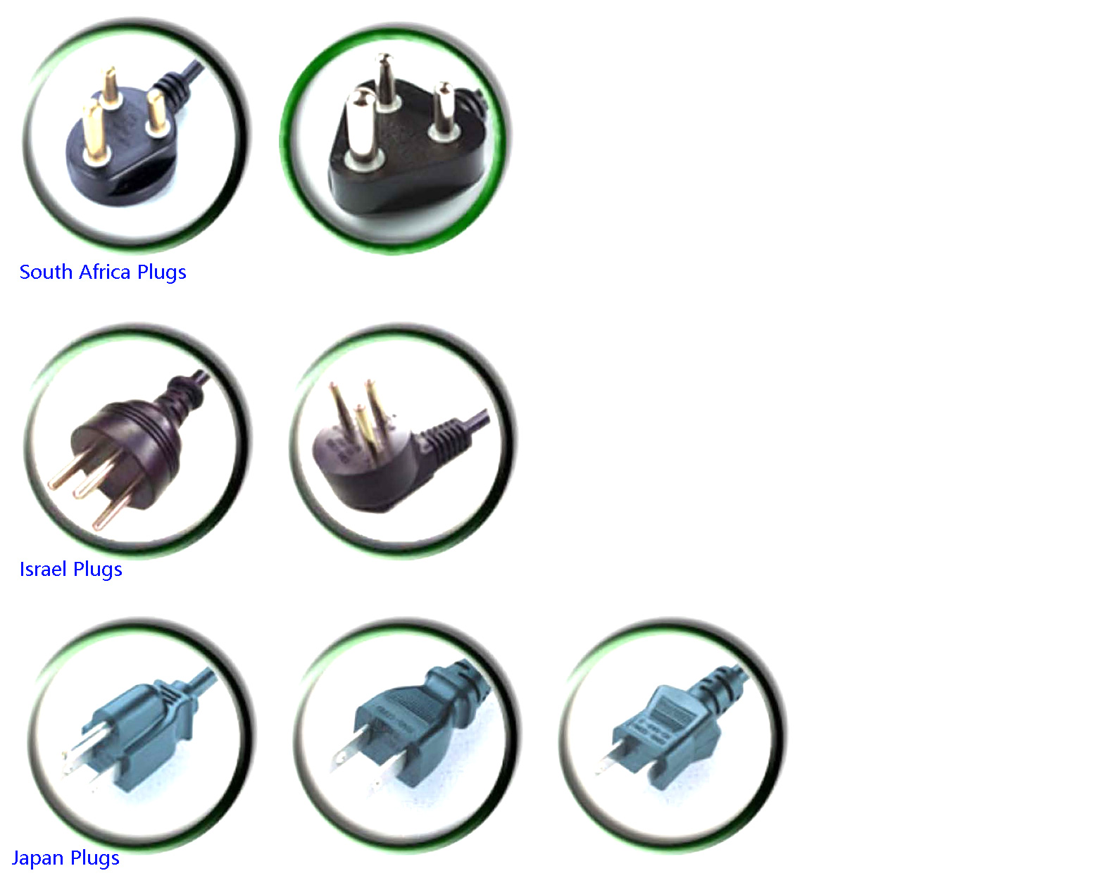 Different Plugs for Environmental Chambers All Over the World 3